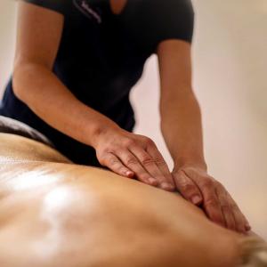 Foto av massasje